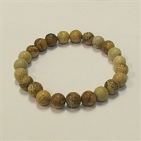 CR25 STONE BRACELET IN PICTURE JASPER