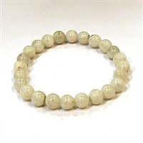 CR93-8mm STONE BRACELET IN MOONSTONE