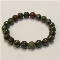 CRB151 STONE BRACELET IN DRAGON BLOOD