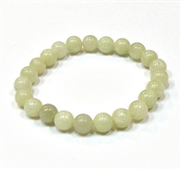 CRB204 STONE BRACELET IN MOUNTAIN JADE