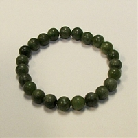 CRB208 STONE BRACELET IN SOUTH CHINA JADE