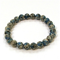 CRB511-8mm STONE BRACELET IN K2