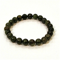 CRB519-8mm STONE BRACELET IN RUSSIAN JADE
