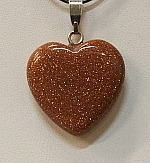 20mm HEART PENDANTS-D-07B