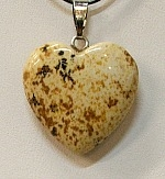 20mm HEART PENDANTS-D-10B