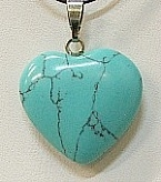 20mm HEART PENDANTS-D-17B