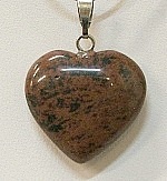 20mm HEART PENDANTS-D-20B