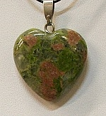 20mm HEART PENDANTS-D-27B