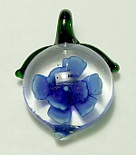 GP13-02-05 SMALL GLASS PENDANT
