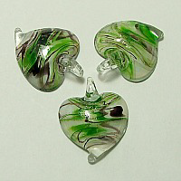 GP16-05 SMALL GLASS PENDANTS
