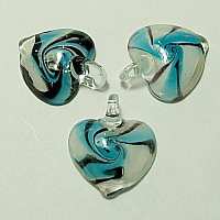GP16-07 SMALL GLASS PENDANT