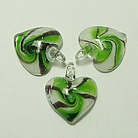 GP16-09 SMALL GLASS PENDANT