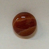 JO7-12 RED AGATE 16mm ROUND CABOCHON