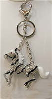 Horse-Purse Charm-Key Ring