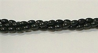 PO1-09 OBSIDIAN RICE BEADS