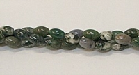 PO2-04 INDIA AGATE RICE BEADS