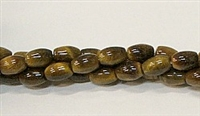 PO7-03 TIGER EYE RICE BEADS
