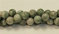 QRB124-08mm PEACE STONE MATTE FINISH BEADS