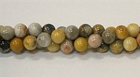 R17-06mm CRAZY AGATE BEADS