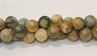 R17-08mm CRAZY AGATE BEADS