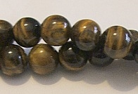 R18-12mm TIGER EYE-AB- BEADS