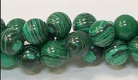 R19-10mm MALACHITE COLOR BEADS