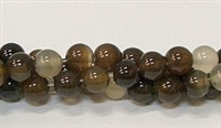 R31-08mm COFFEE AGATE