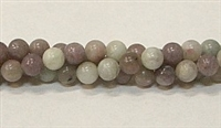 R38-06mm PURPLE KIWI BEADS
