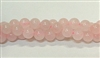 R56-06mm ROSE QUARTS BEADS