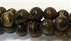 WHOLESALE TIGER EYE BEADS IN 10mm