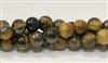 R60-08mm TIGER EYE BEADS