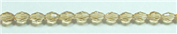 RB01-6mm CRYSTAL RICE BEADS