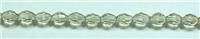 RB02-6mm CRYSTAL RICE BEADS