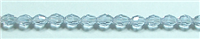 RB06-6mm CRYSTAL RICE BEADS