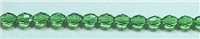 RB10-6mm CRYSTAL RICE BEADS