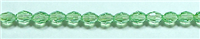 RB11-6mm CRYSTAL RICE BEADS