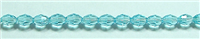 RB12-6mm CRYSTAL RICE BEADS