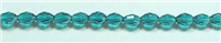 RB14-6mm CRYSTAL RICE BEADS