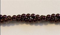 RB157-04-HEMATITE MATALLIC PURPLE BEADS