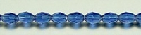 RB20-4mm CRYSTAL RICE BEADS