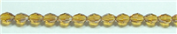 RB22-6mm CRYSTAL RICE BEADS