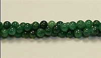 RB236-04mm AFRICA JADE BEADS