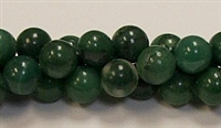 RB236-10mm AFRICA JADE BEADS