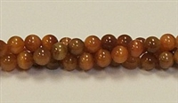 RB238-06mm SUN TIGER BEADS
