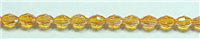 RB26-6mm CRYSTAL RICE BEADS