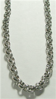STAINLESS STEEL NECKLACE SN46-21