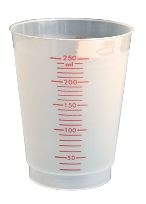 Graduated Mixing Cups 10 oz. (25 qty)