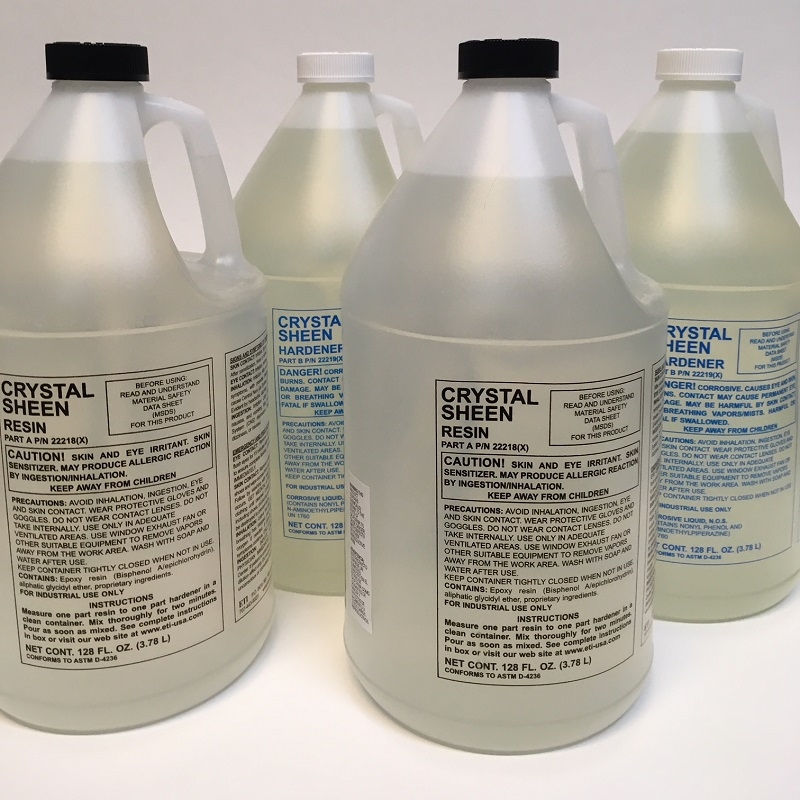 Crystal Sheen (4 Gallon Kit)