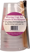 Mixing Cup Sets
