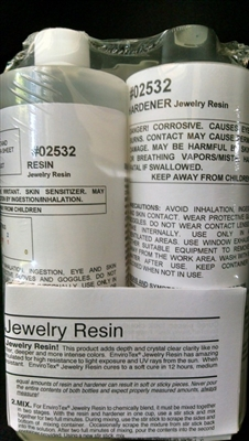 EnviroTex Jewelry Resin - 32oz. Kit, Bulk